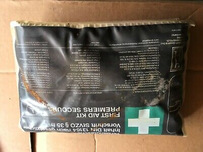 Mercedes W124 medical box kit safety
