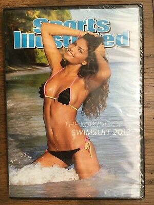 Sports Illustrated Swimsuit Dvd 2012 Si Kate Upton Sealed New