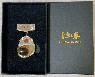 2010 Singapore Summer Youth Olympic Games COC Youth Club China NOC Pin