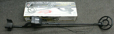"""Bounty Hunter Metal Detector Discovery 3300 8"""" Coil All-Metal Treasure Finder"""