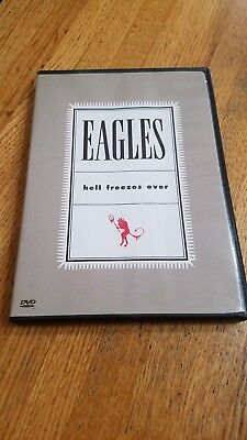 Eagles Hell Freezes Over Dvd 1994