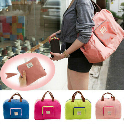 06F8 Nylon Sports Bag Fashion Travel Bag High Capacity Shoulder Bag