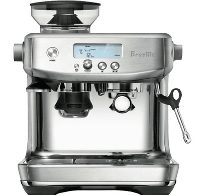Breville BES878BSS The Barista Pro Espresso Coffee Machine - RRP $1199.00