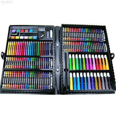 BDAA Creative Art Set Oil Pastel Children 208 Pcs/Set Eco-Friendly Plastic