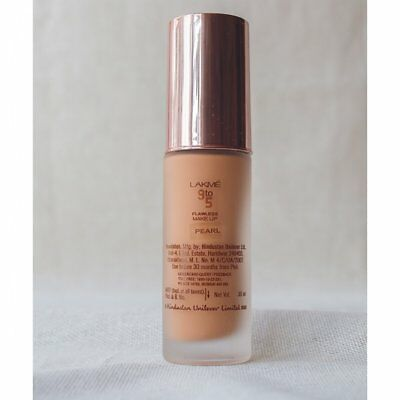 Lakme 9 to 5 Flawless Makeup Foundation pearl