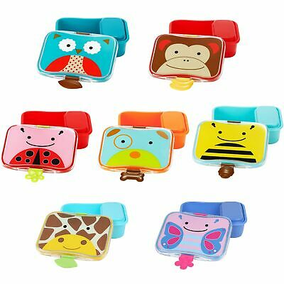 Skip Hop Zoo Toddler / Children's Lunch Kit / Lunch Box From 6 Months Bee