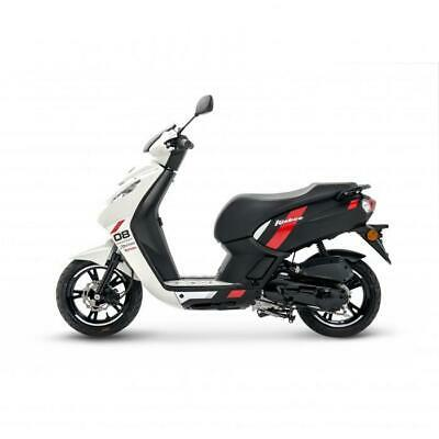 Peugeot Kisbee 50cc Moped Scooter AM Licence Learner Legal In Stock!