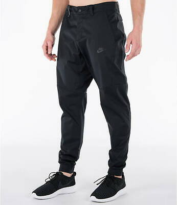 fantastic savings discount collection large assortment NIKE SPORTSWEAR BONDED Jogger Pants Triple Black 823363 010 ...