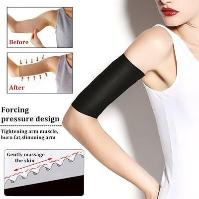 2X Comfortable Arm Shaper Fat Buster-Slimming Wrap Belt Band Weight Lose-Thigh