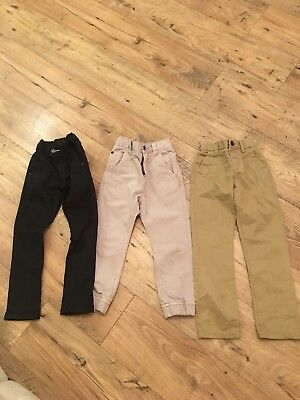 Next Boys Jeans And Trousers Age 5