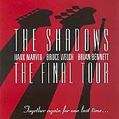"""The Shadows-""""The Final Tour""""-Cliff Richard-Brand New Sealed Live Concert 2Cd!"""