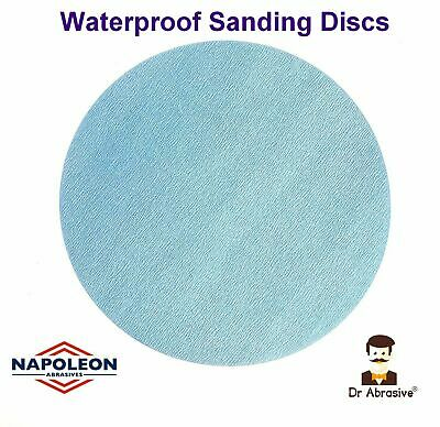 75mm Wet and Dry Sanding Disc 3 inch Sandpaper Pad Film Hook and Loop QUALITY