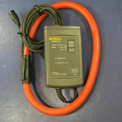 Fluke i2000 Flex AC Current Probe, Very Good condition