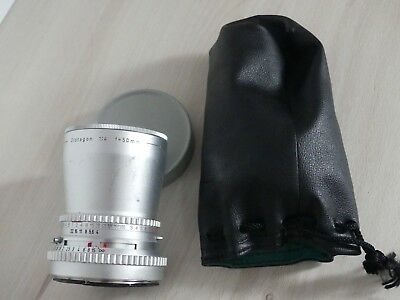 Hasselblad 50mm f4 DISTAGON UV FILTER Silver Chrome Zeiss Lens