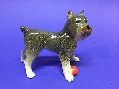 Goebel Hund Terrier Tier 1. Wahl Germany Porzellan Porcelain