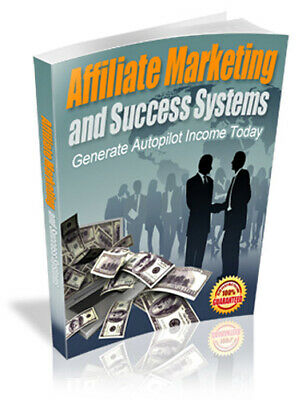Affiliate Marketing and Success Systems Plus 5 FREE eBooks