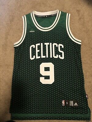 547c46ae1 KYRIE IRVING BOSTON Celtics Nike With GE Patch NBA Jersey Men s Size ...