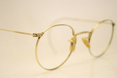 Vintage Eyeglasses American Optical 1/10 12k Gold Filled Ful-Vue Vintage Glasses