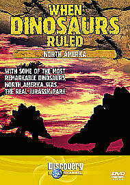 When Dinosaurs Ruled - North America (DVD, 2005)