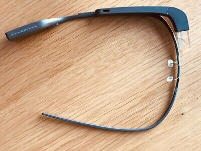 Google Glass - Explorer Edition XE in the Shale colour - in excellent condition