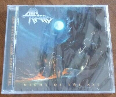 Air Raid: Night Of The Axe CD 2012 Stormspell Records USA SSR-DL97 NEW