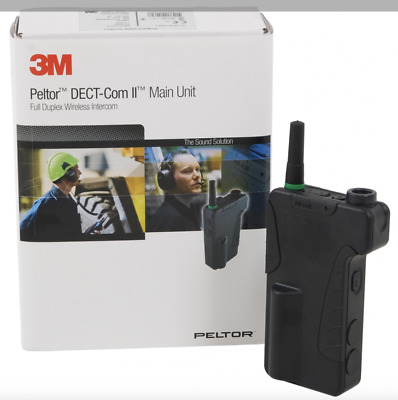3M PELTOR DECT-COM II BASE HANDSET  DC2811  intercom