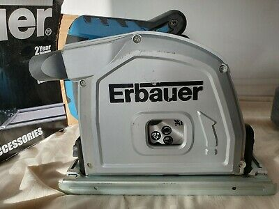 Erbauer 1400W 220-240V 185Mm Plunge Saw ERB690CSW