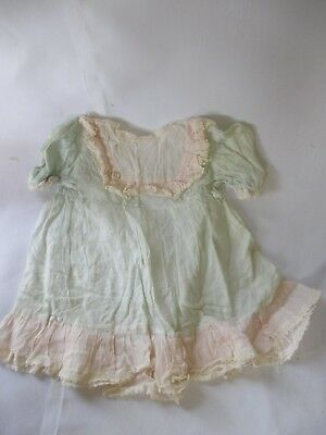 Antique Victorian CHILDS BABY Dress  Early 1900's