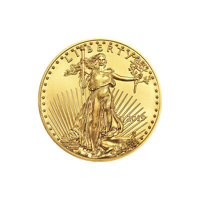 1/4 oz 2019 American Eagle Gold Coin