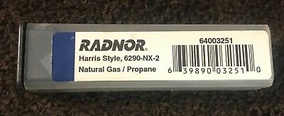 WeldingCity Propane//Natural Gas Cutting Tip 6290NX-0 Torch US Seller Fast