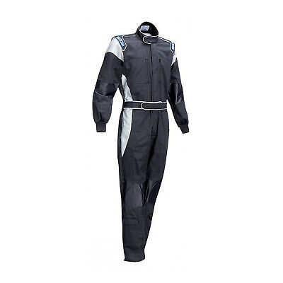 Neu Sparco Mechanikeroverall X-LIGHT M schwarz (L)
