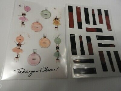 Vip -  Chanel  Stickers Take Your Chance + Beaute Stickers