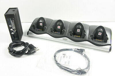 Symbol Motorola Zebra CRD9000-4001ER Ethernet Charging & Comm Cradle Kit MC9190