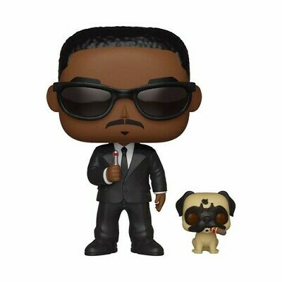 Funko Pop! & Buddy: - Men In Black - Agent J & Frank (Toy Used Very Good)