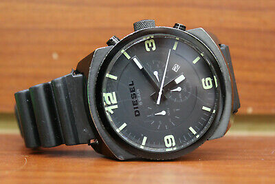 5bb8d9ad7bf0 Diesel Dz-4192 111112 Only The Brave Men s Watch Working Keeping Time