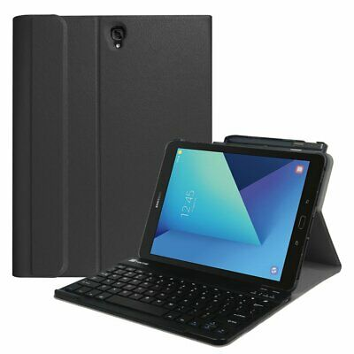 NEW Samsung Galaxy Tab S3 9.7 Tablet Keyboard Case with Bluetooth Keyboard Cover
