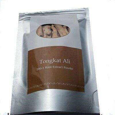 1( oz )Tongkat Ali200:1Root Extract Powder (Pasak bumi) Longjack,supplement caps