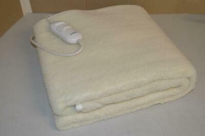 Massage Table Fleece Warming Pad Electric Blanket 71 x 180cm Machine Washable