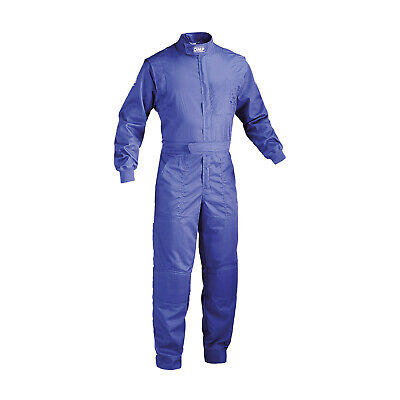 Neu OMP Mechanikeroverall SUMMER MY14 blau (54)