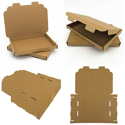 100 Cardboard Shipping C5 Size Royal Mail Large Letter Pip Postal Mailing Box