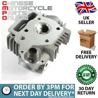 50cc Scooter Silver Cylinder Head 139FMA 1P39FMA for Kinroad, Skyteam CYLHD032