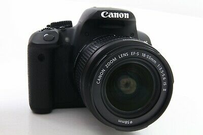 Canon EOS 650D IS II Kit, top Zustand
