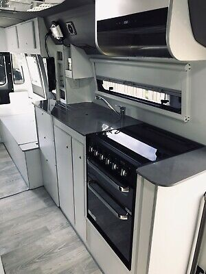 Motorhome And Camping Conversions Bus And Van