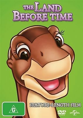 The Land Before Time DVD : NEW