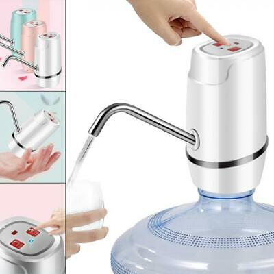 USB Electric Automatic Drinking Bottle Water Pump Dispenser Machine Home Office