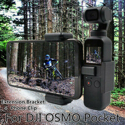 STARTRC For DJI OSMO Pocket Accessories Extension Bracket & Phone Clip Holder