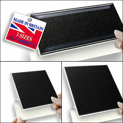 Black Self Adhesive Wall Tiles | Home Decor | Kitchen and Bathroom Tile Stickers