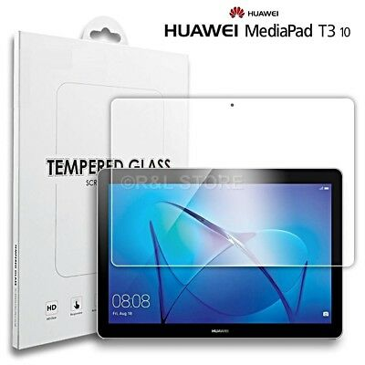 Film Tempered Glass for Huawei Mediapad T3 10 Clear Clear HD Full
