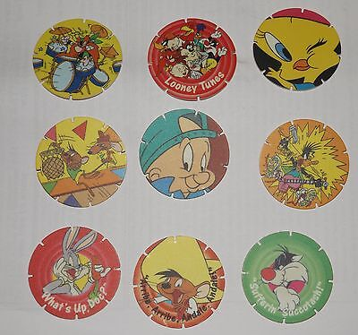 Numbers 20 to 50 Looney Tunes Tazo From Walker/'s Crisps