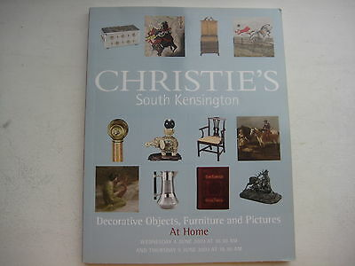 Decorative Objects Furniture & Pictures Christie's 2003